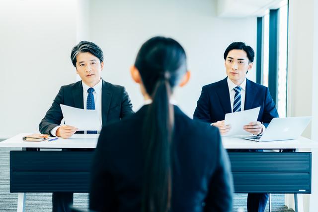 【面接対策】転職活動でよくある質問と回答例